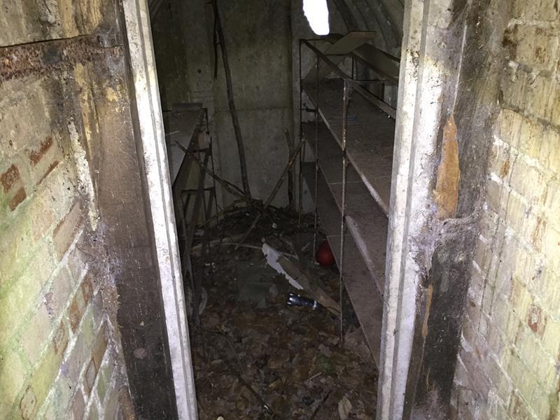 Cringleford Anderson Shelter